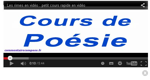poesie francaise romantique amoureuse